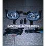Faro Auxiliar Honda Cr-v 2010 2011 2012 Kit Completo