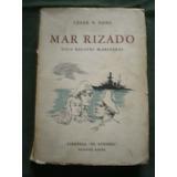 Libro Mar Rizado. Autor Cesar P. Zoni.