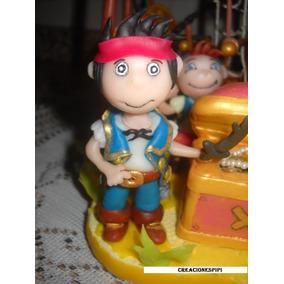 Personajes De Jake Y Los Piratas De Nunca Jamas