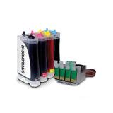 Sistema Continuo Para Epson T25 Tx125 Tx135 C/tintas Full!