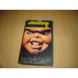 Chucky 3 Terror Vhs Argentina Child S Game Horror Gore Rare