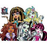 Novos Vetores E Imagens Monster High