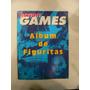 Album De Figuritas Action Games En La Plata