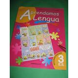 Aprendamos Lengua 3 Es - Comunic-arte