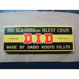 Cadena Distribucion Did Japon 409 X 110 Trx 300 Ex Fas Motos
