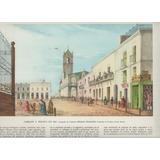 Buenos Aires Colonial : El Cabildo & La Policía En 1841