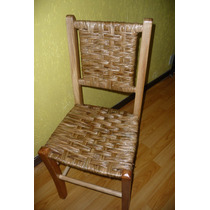 Cadeiras De Palha E Mesas Madureira