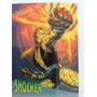 1995 Fleer Ultra Spiderman Clear Chrome - Shocker