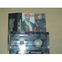 Astor Piazzolla Homanaje 2 Cassette Argentino