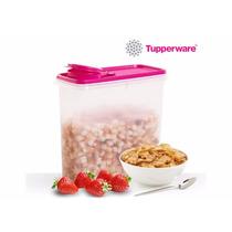 Vasilia Porta Cereal 3,1l Tupperware * Parcele Sem Juros