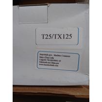 Cartuchos Recarregáveis T25 Tx123 Tx125 Bulk Ink
