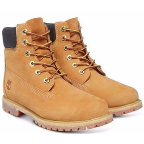 Borcegos Timberland Mujer Talle 37.5 Argentina, 7us