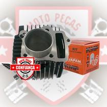 Kit Potencia Motor P/ Honda Biz100 / Pop 100 Pistao 3mm