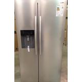 Nevera Refrigerador 18 Pies Side By Side Bm Con Dispensador