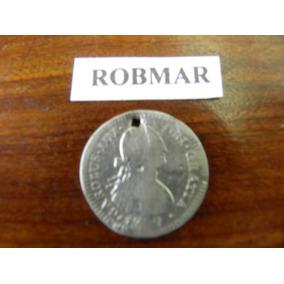 Potosi-f66-1 Real De Plata Año 1799-p.p.-epoca De Españoles