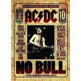 Ac/dc No Bull The Directors Cut Dvd Nuevo
