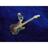 Guitarras Electricas, Y Algo Mas... Dijes En Plata 950