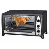 Horno Electrico Ranser He-ra50p Outlet Grill Rotiseria