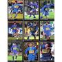 Futbol Argentino 2002 - Lote X 9 Boca Jrs - Exelente Mira!!!