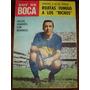 Revista Soy De Boca Nº2 Rojitas Fumigo Bichos 26 Abril 1966