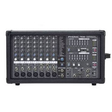 Cabezal Phonic Powerpod 780 Plus10 Entradas De Linea Mas Mic