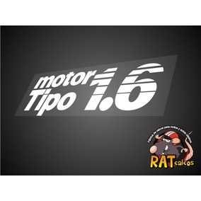 Calco Fiat / Motor Tipo 1.6 Luneta