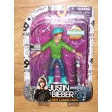 Justin Bieber Muñeco Mini Collection, Directo De Usa