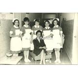 Antigua Foto Escuela De Enfermeras Dec50 Fotografia