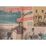 Poster Antiguo - Mundo Deportivo + Tapa: Tucuman Campeon 54