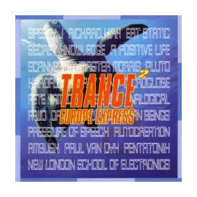 Trance Europe Express Two 2cd Made In England En La Plata