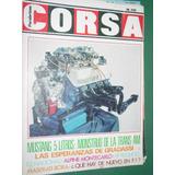 Revista Corsa 258 Maserati Bora Mustang Alpine Requejo F1