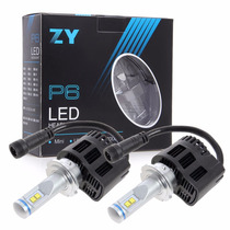 Lampada Super Led Automotiva-h4-hb3-hb4-h7-h11-h16 De 110w