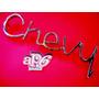 Chevrolet Chevy - Insignia Chevy Lateral Original !!!!!!!!