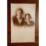 Foto Postal Antigua Inmigrantes En Pergamino Argentina 1920