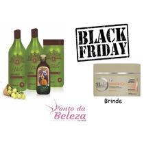 Kit Oleo De Amla Cabelo Forte Fytonature Black Friday