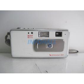 Câmera Digital Hp Photosmart 433 3.1mp Ler Anúncio