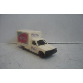 Camioneta Reparto Correos - Camioncito Bimbo Juguete Custom