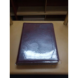Biblia Reina Valera 1960 Vinotinto Letra Gigante Elegante