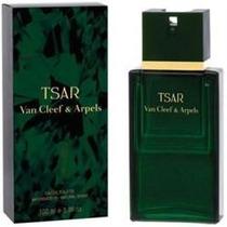 Tsar By Van Cleef & Arpels X 100 Ml Masculino Cr Perfums