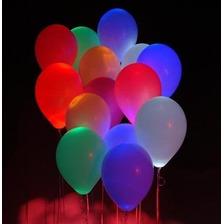 Globos Led De Colores Globos Cumpleaños Fiestas Infantiles