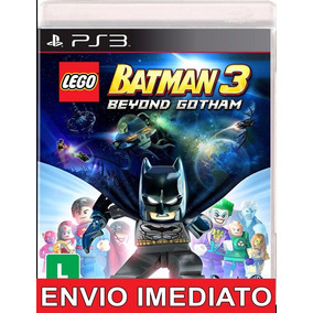 Lego Batman 3 Ps3 Psn Jogo Midia Digital Promoção Envio Já