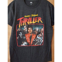 Playera Michael Jackson Thriller Old Navy Original