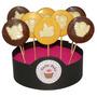 10 Chupetines De Chocolate Angelitos Y Palomitas Comunion!!!