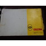 Catalogo Repuestos Gilera 150 Super Sport Giubileo Extra 200