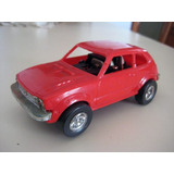 Honda Civic 1978 - Antiguo Auto Juguete Coleccion