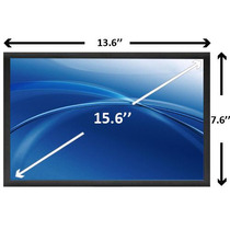 Pantalla Led Notebook 15.6 Hp Compaq Lenovo Dell Bangh Sony
