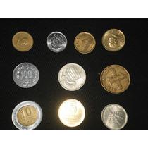 10 Monedas Uruguay