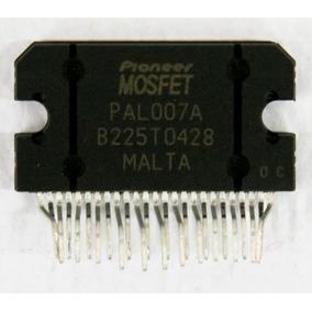 Integrado Pal007 Pioneer Original Para Auto Estereo 1° Htec
