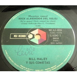 Bill Haley Y Sus Cometas Rock Alrededor Del Reloj Simple Arg