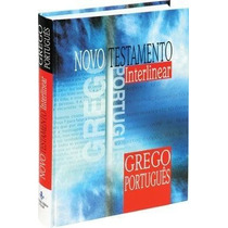 Novo Testamento Interlinear Grego/port
